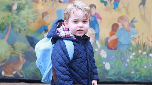 Prince George to attend Thomas's School in Battersea - BBC News
