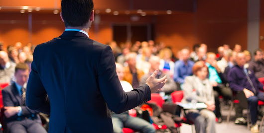 How Public Speaking Can Keep You Ahead of the Competition | Beatties