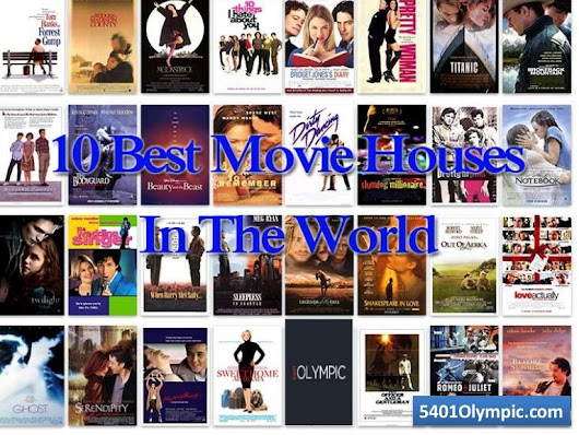 10 Best Movie Houses for Movie Locations in the World