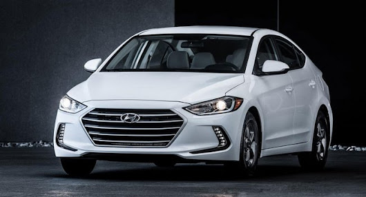 Hyundai Prices 2017 Elantra Eco