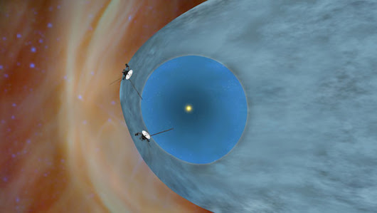 "NASA's Voyager Edges Closer to the Stars  ""As we move forw"