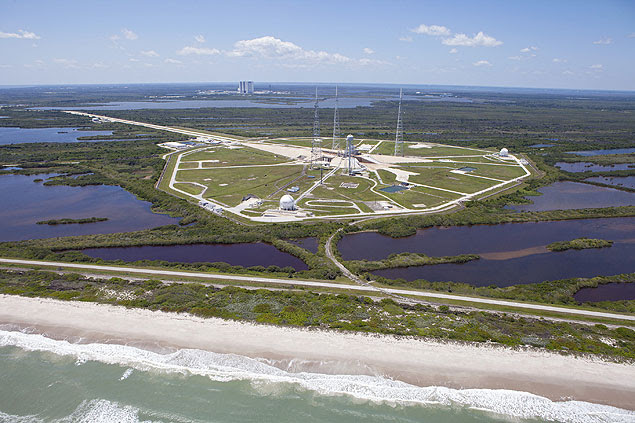 NASA Seeks Industry Comment on Kennedy Space Center Land Use Foto: Nasa ***DIREITOS RESERVADOS. NÃO PUBLICAR SEM AUTORIZAÇÃO DO DETENTOR DOS DIREITOS AUTORAIS E DE IMAGEM***
