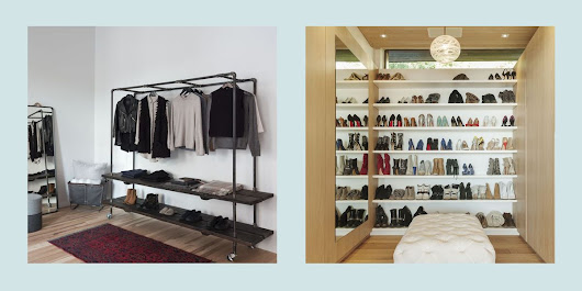 11 Best Shoe Storage Ideas - How to Store Shoes in Closets & Entries