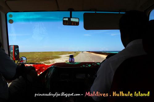 Maldives Hulhule Island airport 12