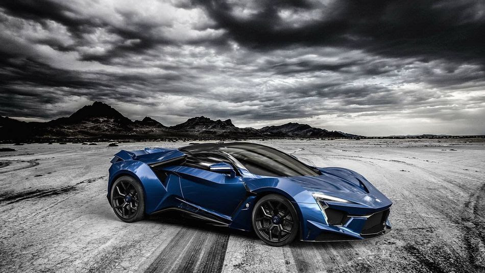W Motors, Fenyr SuperSport, superdeportivo, velocidad,