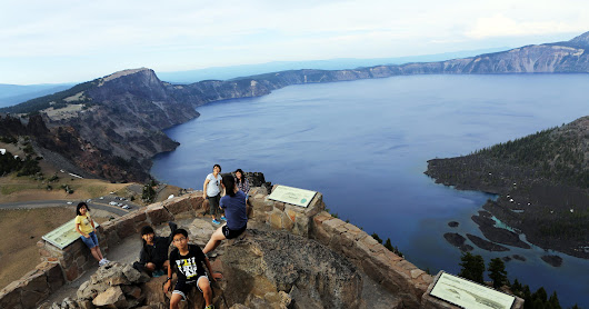 Crater Lake shatters attendance record in 2016
