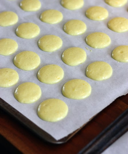 Putri S How To Make Macarons A Detailed Illustrated