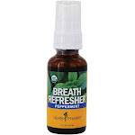 Herb Pharm Breath Refresher Spray Peppermint 1 fl oz