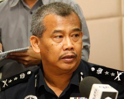 Pesuruhjaya Polis Sabah Dato Hamza Taib
