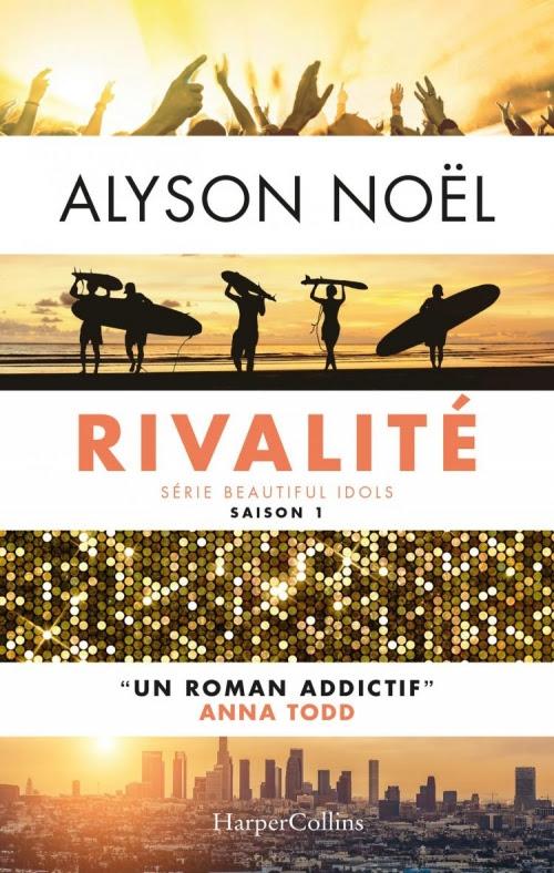 Couverture Beautiful idols, tome 1 : Rivalité