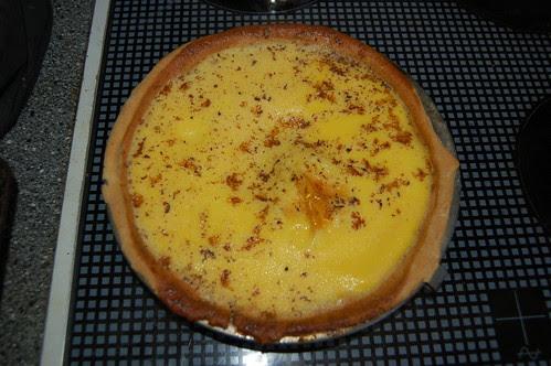 custard tart Oct 12