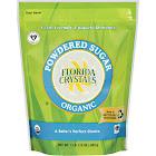Florida Crystals Organic Powdered Sugar - 16 oz pouch