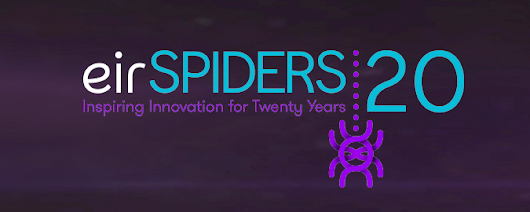 Finalists at the eir Spiders awards 2015 | Townapps