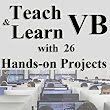 Teach & Learn Microsoft Visual Basic with 26 Hands-on Projects 1, Mohammad J. Morovati, eBook - Amazon.com