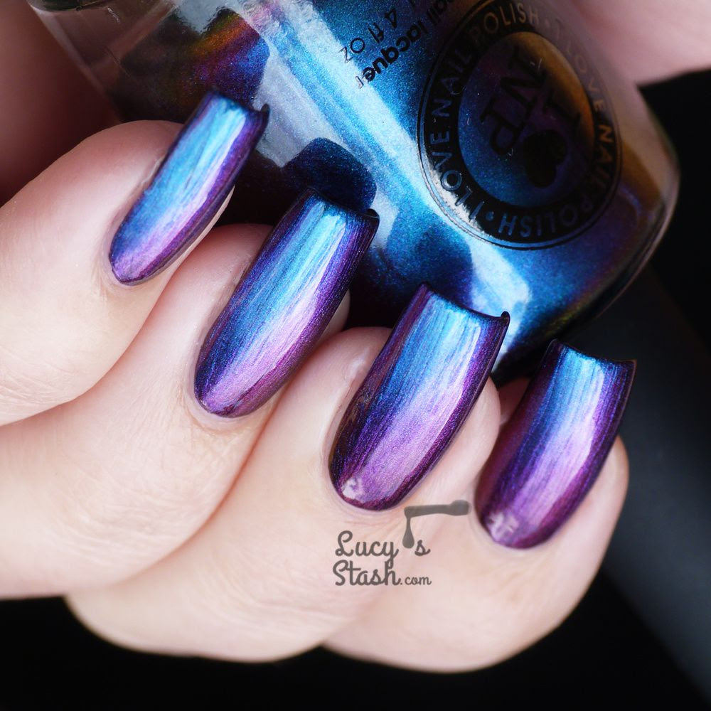I Love Nail Polish Birefringence - Review & swatches