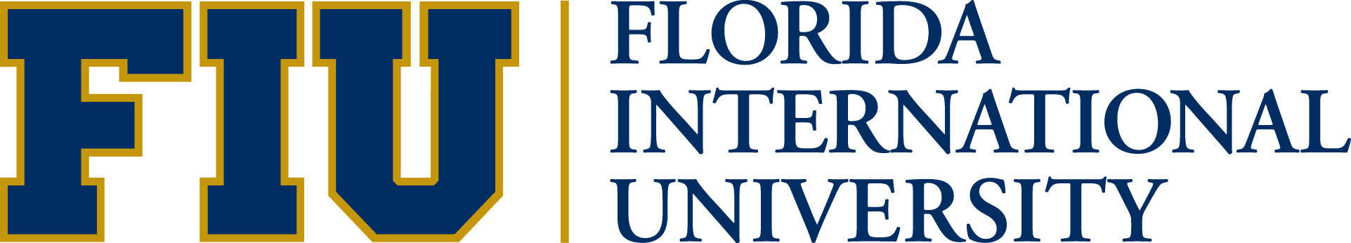 Florida International University FIU Logo