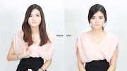 39+ Korean Ponytail Hairstyle Tutorial