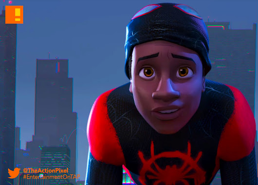"""Spider-Man: Into the Spider-verse"" – the Sony animation feature – is something that has to be witnessed"