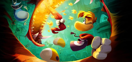 Rayman Legends (PS4) Review | ZTGD: Play Games, Not Consoles