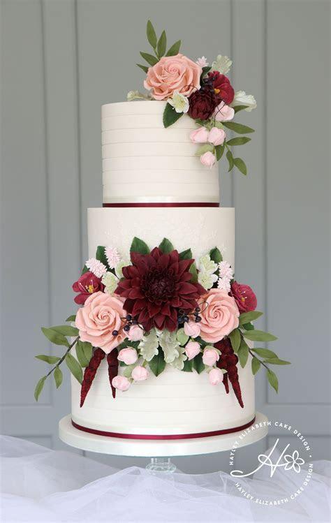 Luxury wedding cakes & dessert tables in Dorset