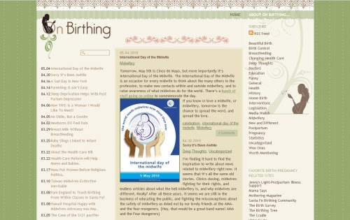 On Birthing