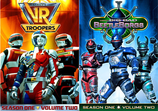 Saban Brands have new Trademarks for Beetleborgs and VR Troopers