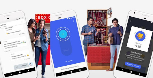Google launches India mobile payments app
