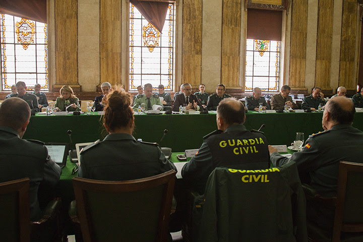 PLENO DEL CONSEJO DE LA GUARDIA CIVIL