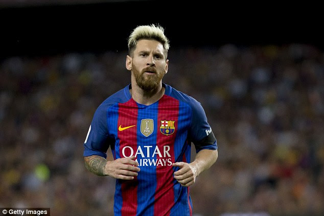 Lionel Messi awaits his first major international trophy but has won everything at club level