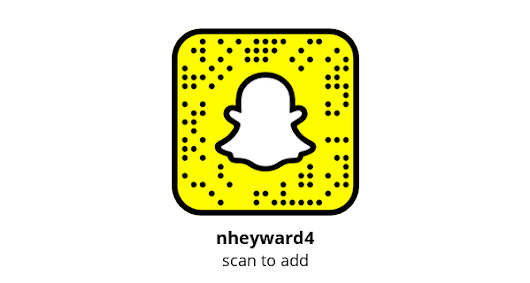 Add me on Snapchat! Username: nheyward4