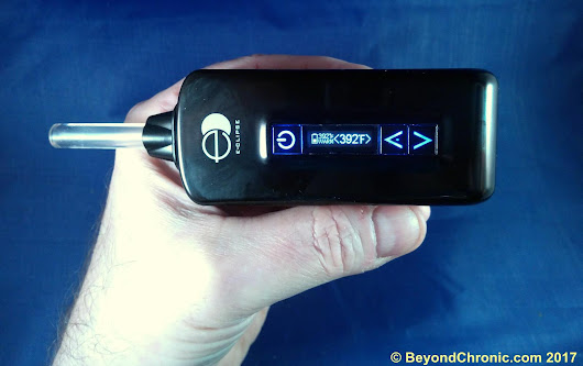 E-Clipse Dry Herb Vaporizer Product Review – Beyond Chronic