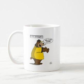IT'S STANLEY !!!! mug