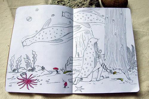 sketchbook / page 8