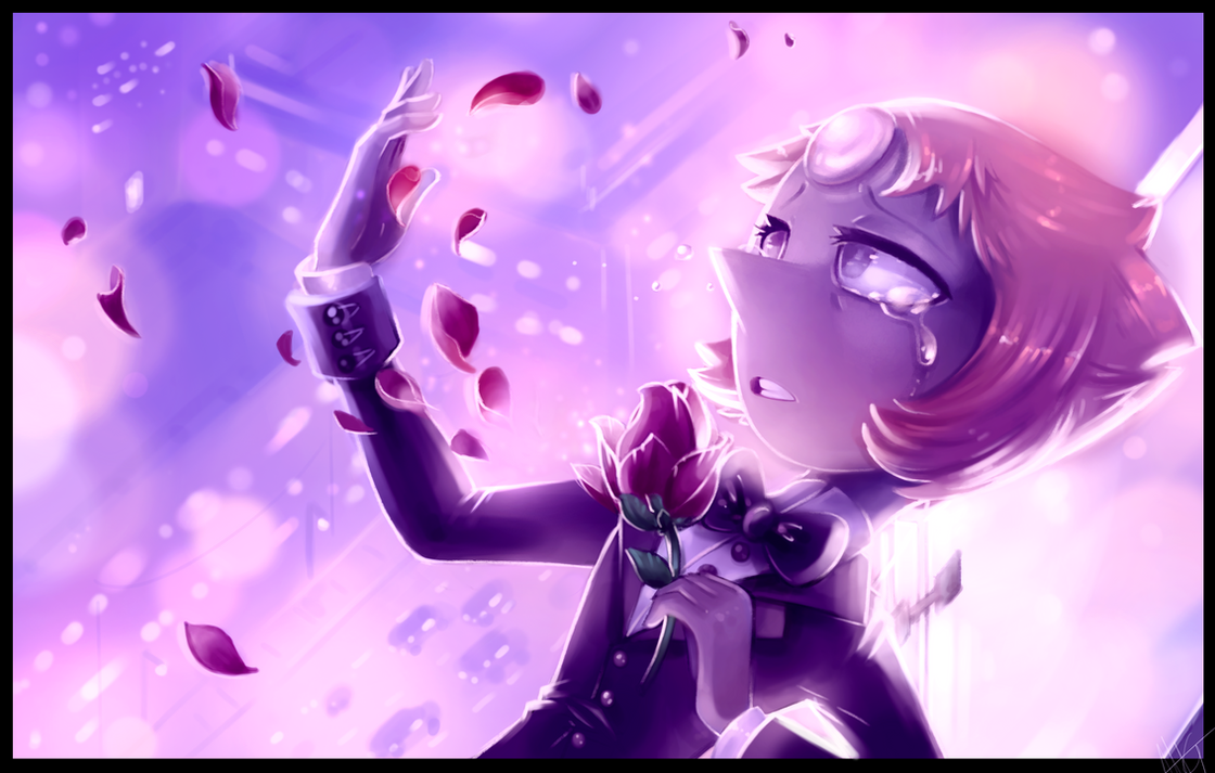 It's Over, isn't it? - Pearl from Steven Universe