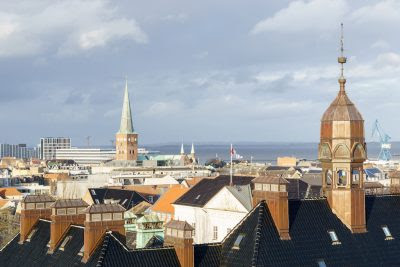 Danish city Aarhus and A.P. Moller Holding    plan geothermal district heating project