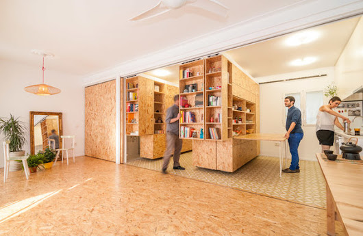 World of Design: 11 of the Globe's Most Creative Storage Solutions