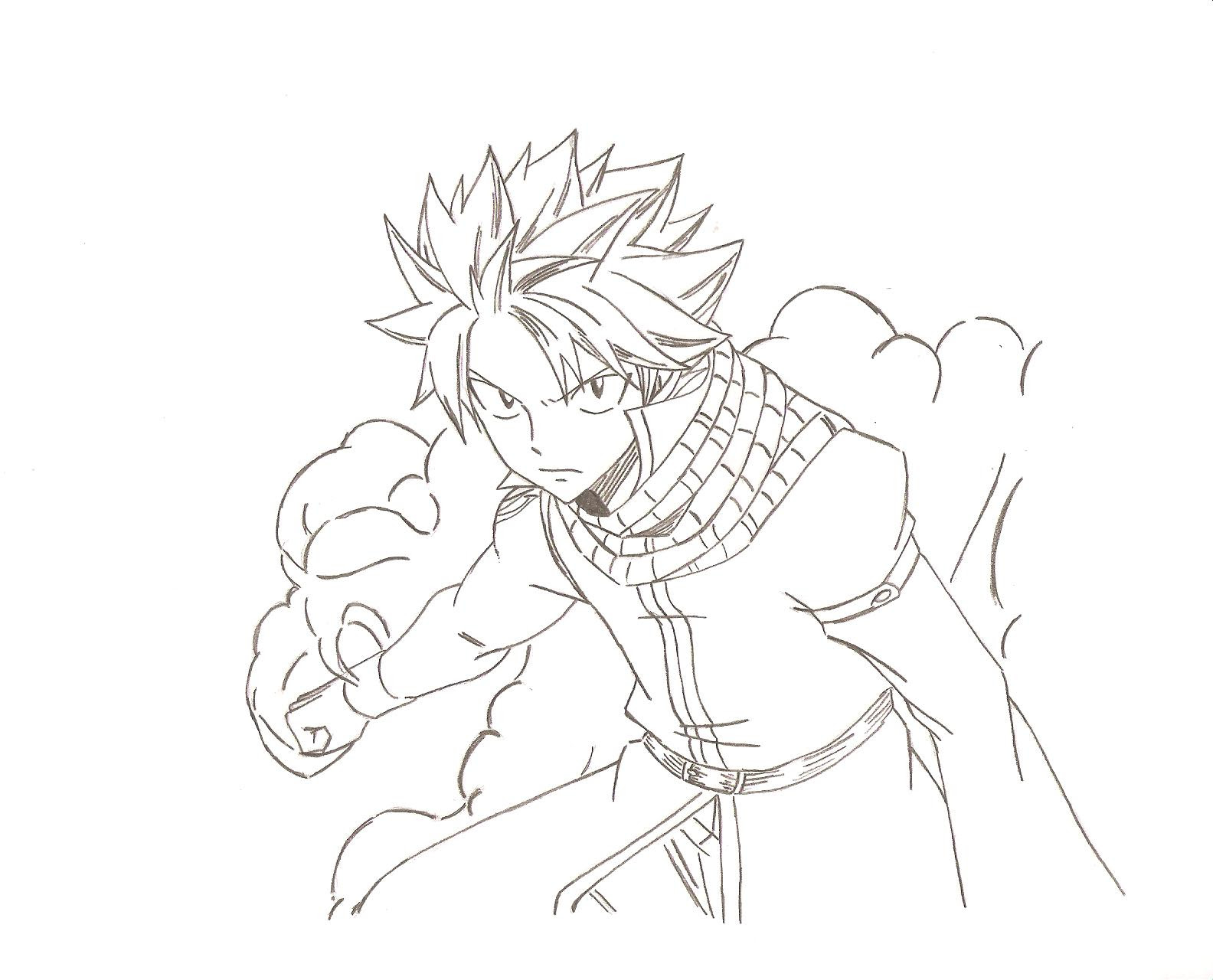Fairy Tail - Natsu in the grand magic games by ...