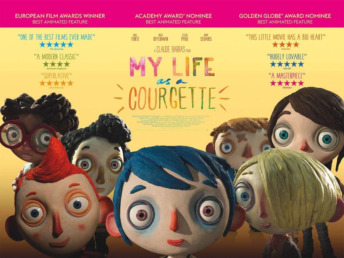 Εγώ, ο Κολοκυθάκης (Ma vie de Courgette) Poster Πόστερ