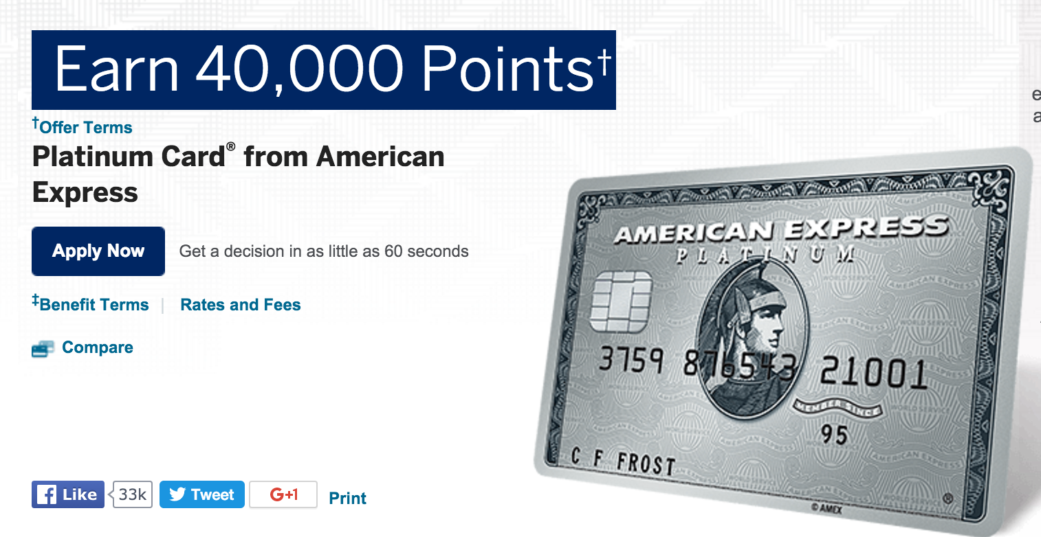 The American Express Platinum vs The Premier Rewards Gold ...