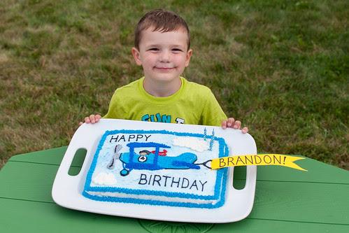 Brandon's 4th Birthday