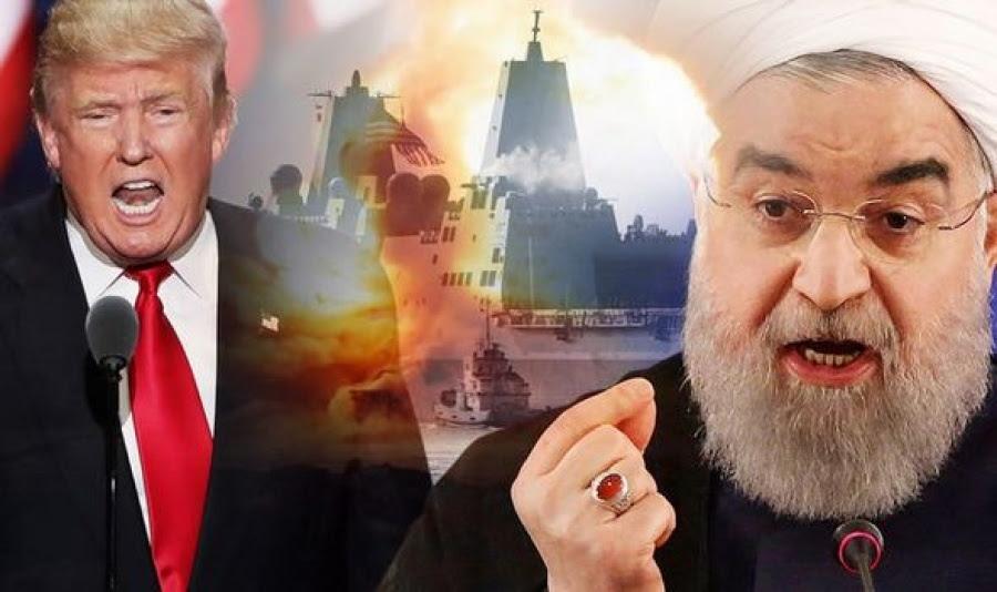 Ποντίκι που βρυχάται ο Trump - Γιατί οι ΗΠΑ δεν μπορούν να επιτεθούν στο Ιράν