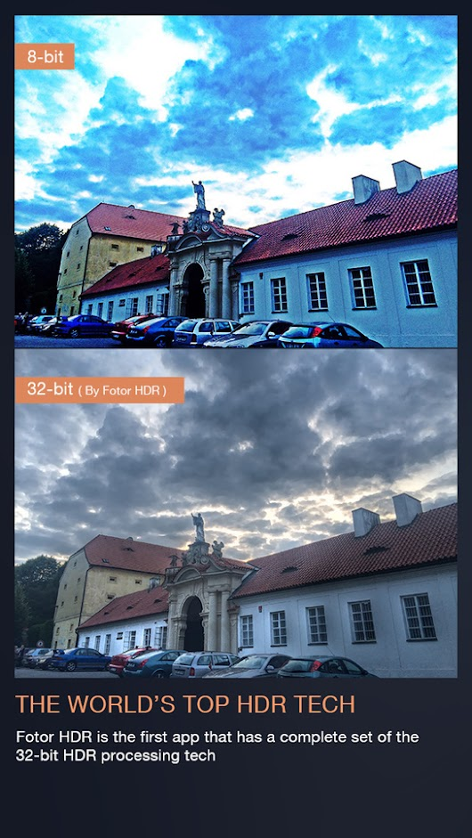 Fotor HDR – HDR Camera & High Resolution Images Creator (Photography) - Zbynek Kysela
