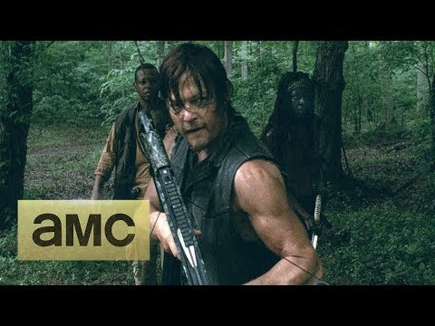 Zombie Monday Madness; The Walking Dead Season 4 Trailer