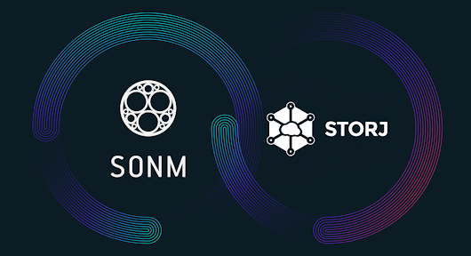 SONM Announces Partnership with Decentralized Cloud Storage Service STORJ
