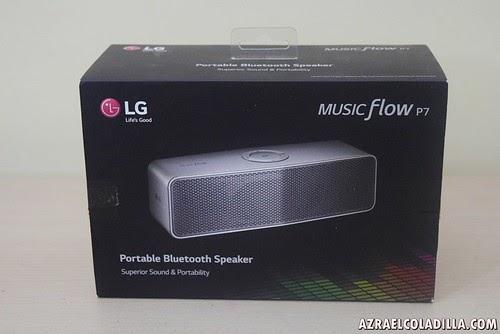 lg music flow p7 manual