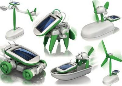 Solar power kits for kids