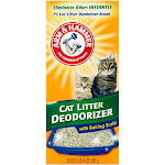 Arm & Hammer Cat Litter Deodorizer, with Activated Baking Soda - 20 oz