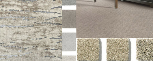 New Super Soft Carpet Styles from Shaw, Stanton Carpet and Mohawk