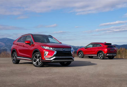 "SPONSORED: New Mitsubishi is the ""standout SUV in the showroom"" - and on the road - The Courier"