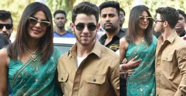 Nick-Priyanka Make Their First Public Appearance Post Wedding And We Can't Keep Calm